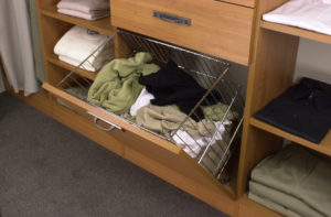 tilt out hamper closet inserts